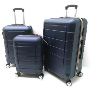 Set trolley ABS 007/3 Blu CLACSON