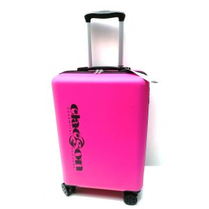 Trolley Bagaglio a Mano ABS 022/1 Fuxia