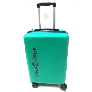 Trolley Bagaglio a Mano ABS 022/1 Verde