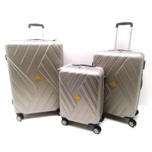 SET TROLLEY ABS 18300 champagne