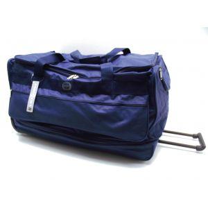 BORSONE TESSUTO RUOTE 22100 blu