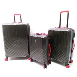 SET TROLLEY ABS 280 ROSSO