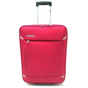 Trolley tessuto 2928-Rosso