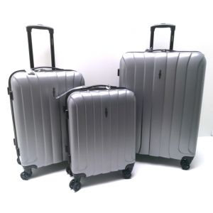Set Trolley ABS 301 argento
