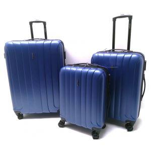 Set Trolley ABS 301 blu