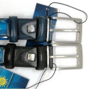 Cintura in pelle 442/35 Renato Balestra