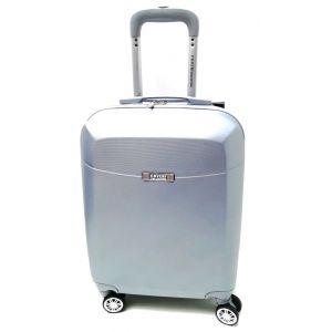 Trolley Bagaglio a Mano ABS 8045/1-grigio-chiaro