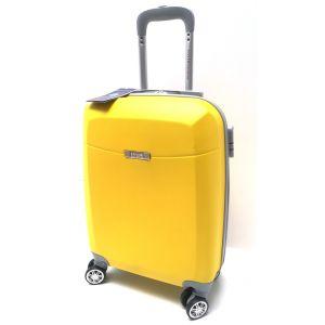 Trolley Bagaglio a Mano ABS 8045/1 - Giallo