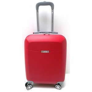 Trolley Bagaglio a Mano ABS 8045/1 - Rosso