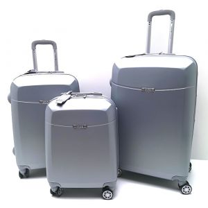 SET TROLLEY ABS 8045/3 argento