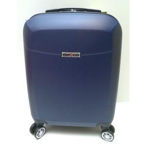 Trolley abs bagaglio cabina 8046/1-Blu