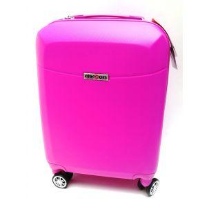 Trolley abs bagaglio cabina 8046/1-Fucsia