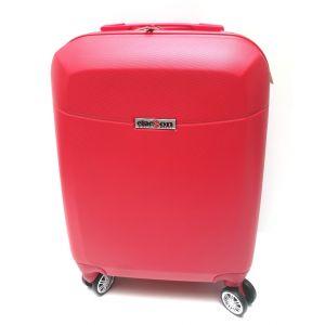 Trolley abs bagaglio cabina 8046/1 rosso