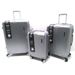 SET TROLLEY ABS 868/3 Argento