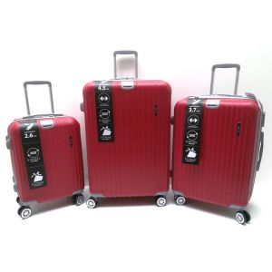 SET TROLLEY ABS 868/3 Rosso