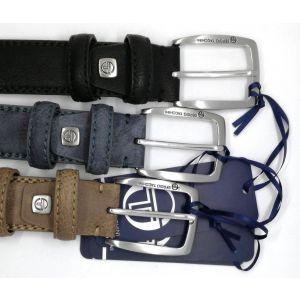 Cintura in pelle C180/35 Sergio Tacchini