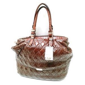 BORSA TESSUTO 3508-2 JUST ONE MARRONE