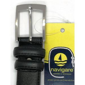 Cintura in pelle N8051 NAVIGARE