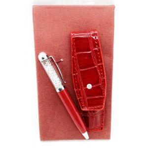 Parure biro con astuccio PA033-0003 BALESTRA