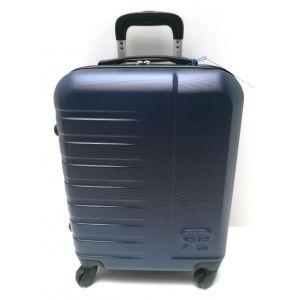 Bagaglio mano Policarbonato RB014 blu