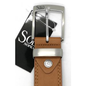 Cintura in pelle SS395/40 SOPRANI