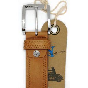 Cintura in pelle YY1933/40 COVERI
