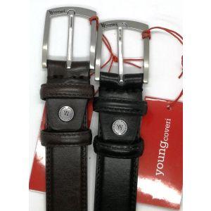 Cintura in pelle YY2336/35 COVERI